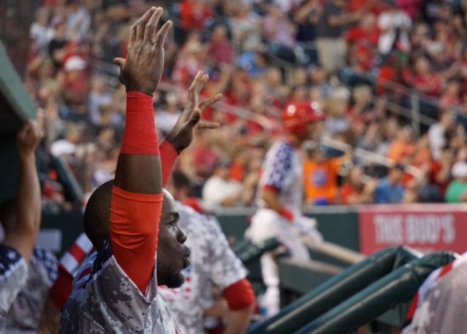 cardinal celebrates